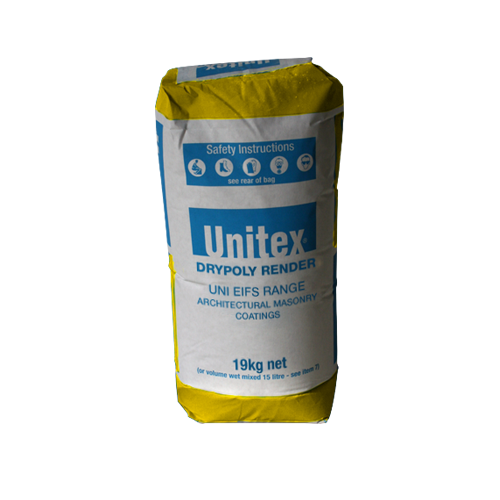 Unitex 174 Uni Dry Cote 174 Polymer Render Dry Unitex Render